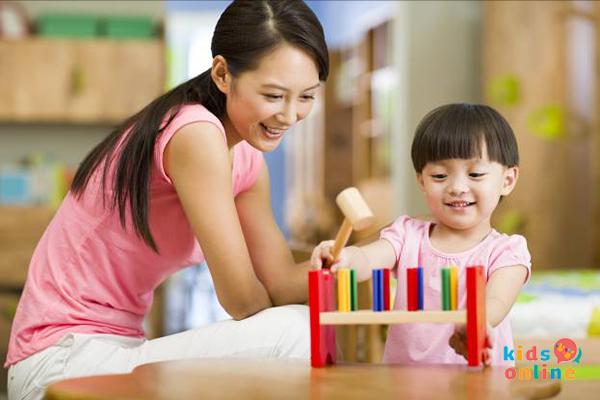 3 kỹ năng giáo dục giúp luyện siêu trí tuệ cho trẻ dưới 6 tuổi 01