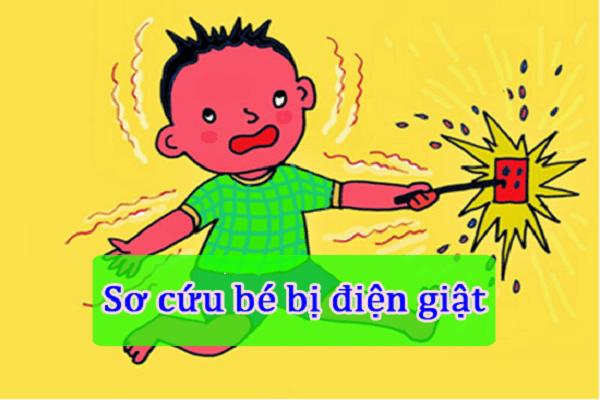 Kidsonline-11 cách sơ cứu cho trẻ tại nhà bố mẹ nhất định phải biết-sơ cứu khi trẻ bị điện giật