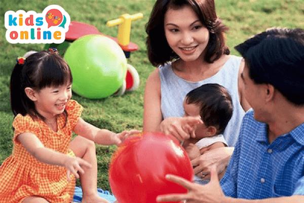 Các trò chơi vận động đơn giản tại nhà cho trẻ 03