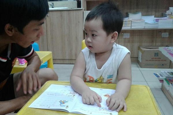 Kinh nghiệm dạy bé học đánh vần cực hữu ích cho mẹ 1