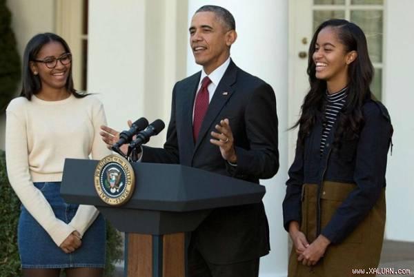 Học Obama cách nuôi dạy con của một tổng thống tài ba2