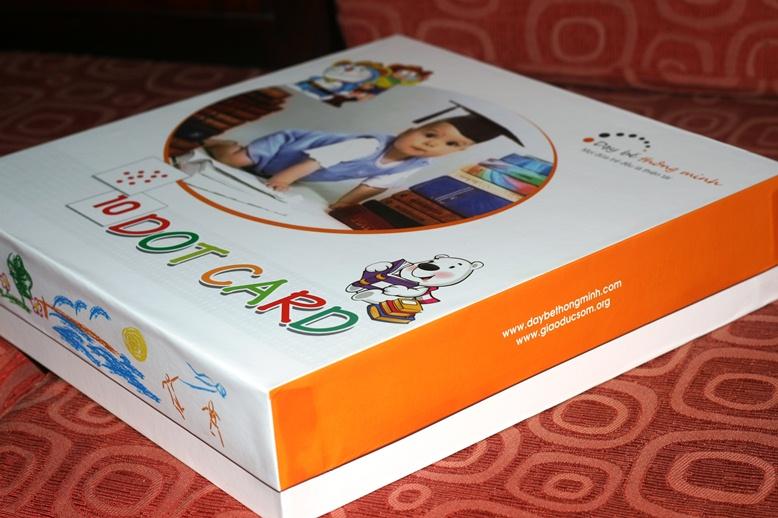 Dạy trẻ đọc sớm bằng phương pháp Glenn Doman 1