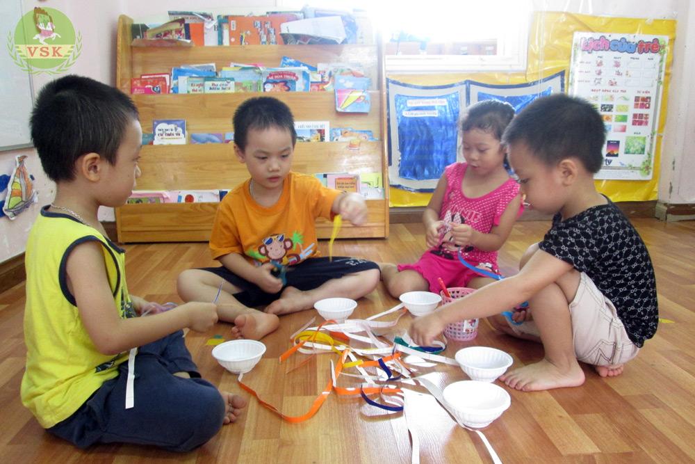 Biện pháp hỗ trợ thầy cô trong việc giáo dục kỹ năng tự phục vụ cho trẻ mầm non 2