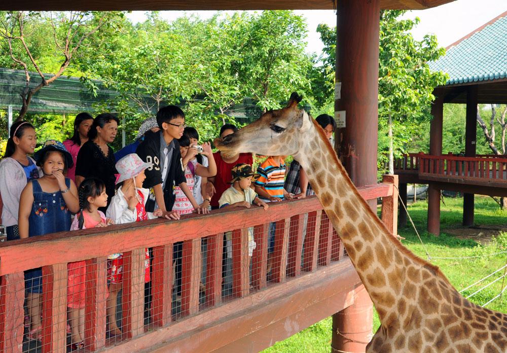 kidsonline-Top 8 địa điểm vui chơi dành cho bé hàng đầu ở Hà Nội-Công viên thủ lệ