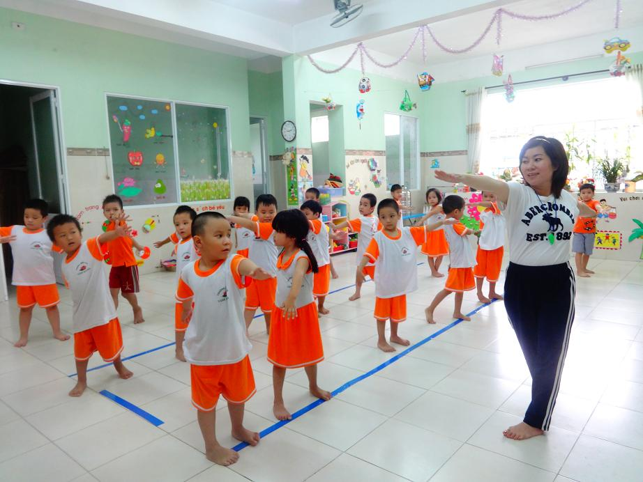 6 Nguyên tắc vàng cho thầy cô khi giáo dục thể chất cho trẻ mầm non1