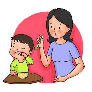 kidsonline-Chứng biếng ăn ở trẻ mầm non - Những điều mẹ nên biết1
