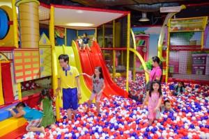 Kidsonline-Top 10 địa điểm vui chơi cho bé hàng đầu ở TPHCM-tiny world2