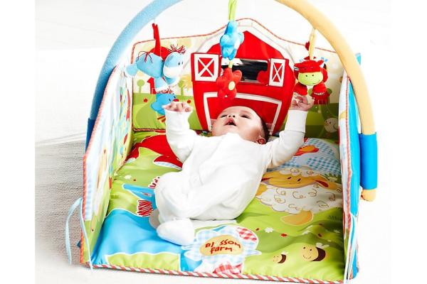 Giáo dục sớm cho trẻ 0-3 tuổi theo phương pháp Shichida bằng kích thích thị giác