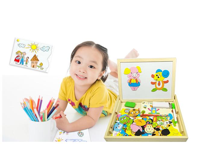 Hoạt động tạo hình đối với sự phát triển trí tuệ và nhận thức của trẻ 02