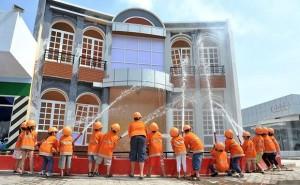 Kidsonline-Top 10 địa điểm vui chơi cho bé hàng đầu ở TPHCM-kiz city4