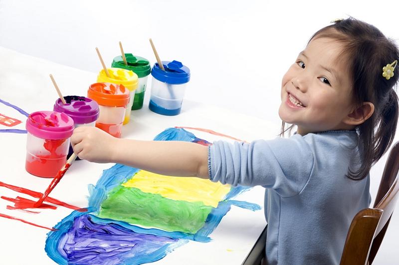 Rèn luyện kỹ năng sống - kỹ năng tự nhận thức cho trẻ mầm non 01
