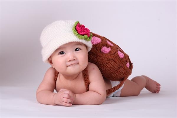Mẹ cần làm gì khi trẻ 9 tháng vẫn chưa biết bò 01