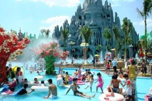 Kidsonline-Top 10 địa điểm vui chơi cho bé hàng đầu ở TPHCM-công viên đầm sen