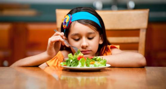 Chứng biếng ăn ở trẻ mầm non - Những điều mẹ nên biết