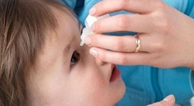 Kidsonline-8 bệnh thường gặp ở trẻ mầm non-bệnh đau mắt đỏ