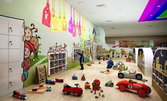 kidsonline-Top 8 địa điểm vui chơi dành cho bé hàng đầu ở Hà Nội-khu vui chơi Vinke