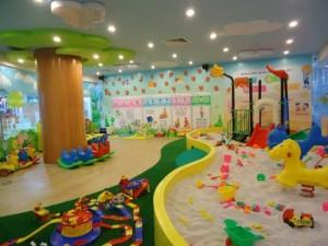 Kidsonline-Top 10 địa điểm vui chơi cho bé hàng đầu ở TPHCM-tiny world