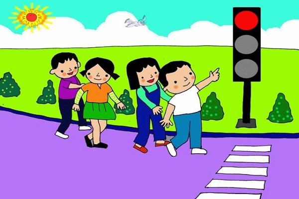 kidsonline-thơ cho trẻ mầm non-thơ chủ đề giao thông 1