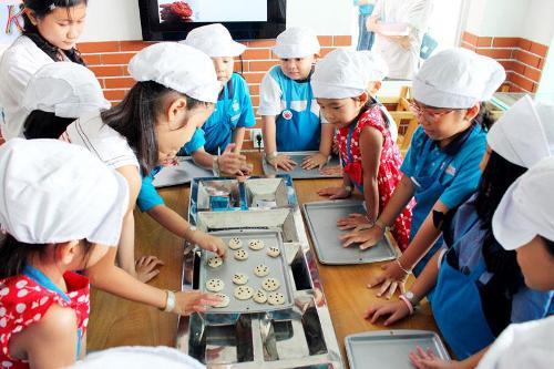 Kidsonline-Top 10 địa điểm vui chơi cho bé hàng đầu ở TPHCM-kiz city2