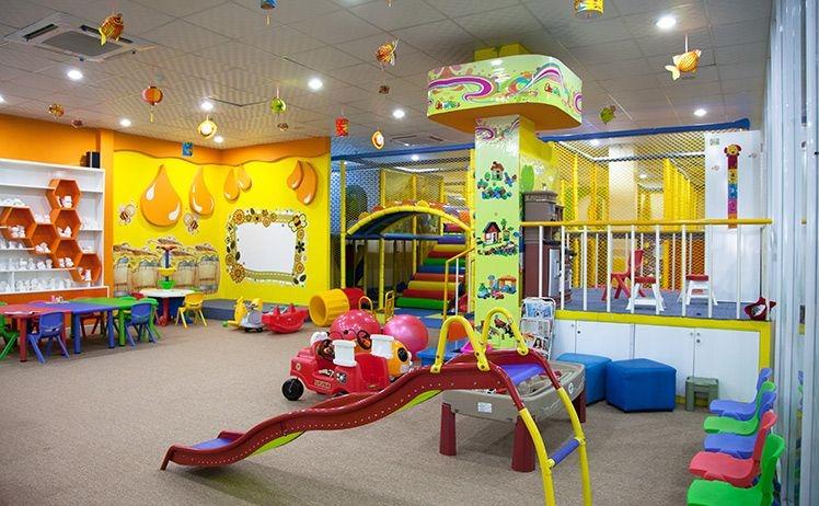 Kidsonline-Top 10 địa điểm vui chơi cho bé hàng đầu ở TPHCM-kiz city3
