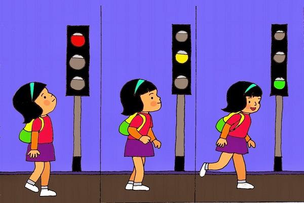 kidsonline-thơ cho trẻ mầm non-thơ chủ đề giao thông 2