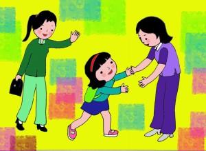 kidsonline-thơ hay cho bé thơ chủ đề trường mầm non 01