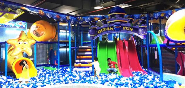 kidsonline-Top 8 địa điểm vui chơi dành cho bé hàng đầu ở Hà Nội-Tini world