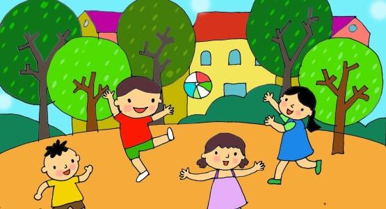 kidsonline-Truyện hay mầm non: Truyện chủ đề trường mầm non