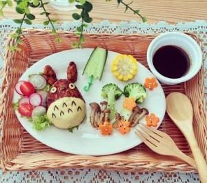 kidsonline-Các cách trang trí món ăn cho bé cực đơn giản và đẹp mắt3