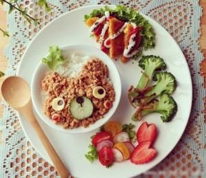 kidsonline-Các cách trang trí món ăn cho bé cực đơn giản và đẹp mắt5