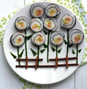 kidsonline-Các cách trang trí món ăn cho bé cực đơn giản và đẹp mắt7