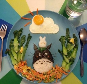kidsonline-Các cách trang trí món ăn cho bé cực đơn giản và đẹp mắt10