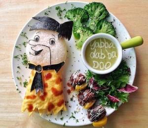 kidsonline-Các cách trang trí món ăn cho bé cực đơn giản và đẹp mắt14