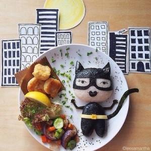 kidsonline-Các cách trang trí món ăn cho bé cực đơn giản và đẹp mắt15