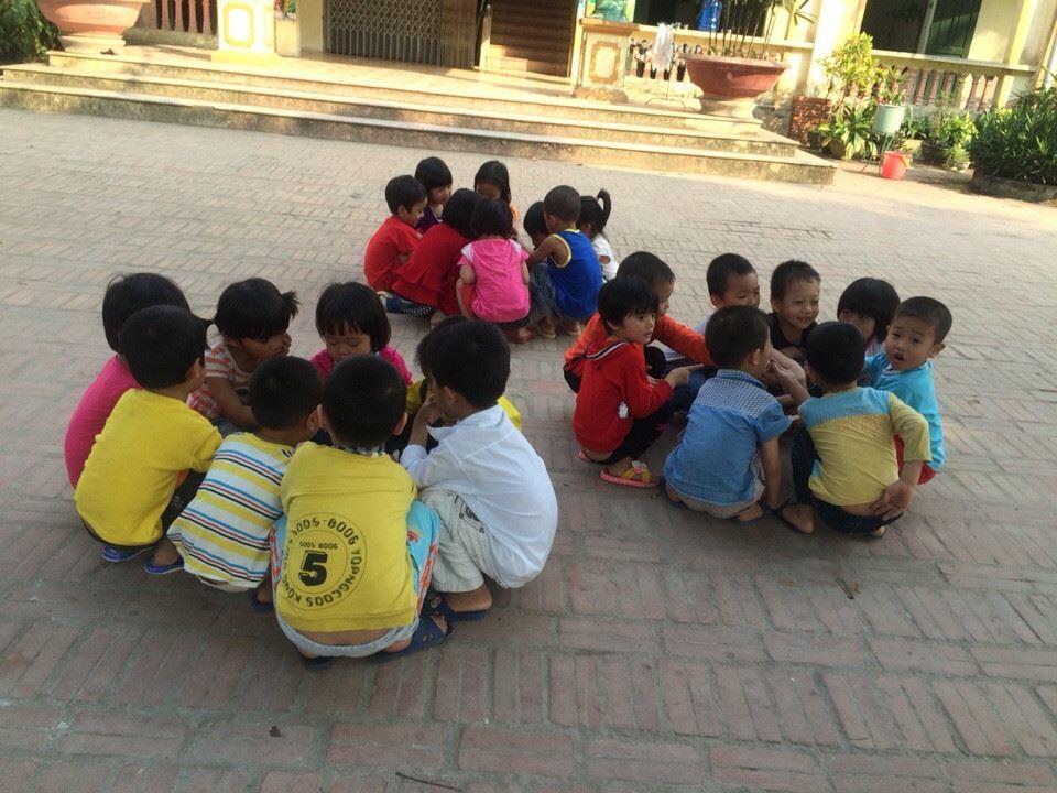 3 trò chơi tập thể cho trẻ mầm non trò chơi chi chi chành chành