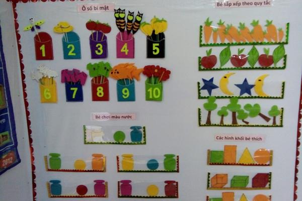 Vai trò của thầy cô và giáo cụ trong việc giúp bé làm quen với toán 02