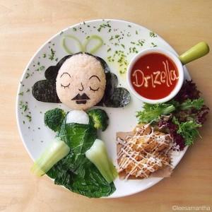 kidsonline-Các cách trang trí món ăn cho bé cực đơn giản và đẹp mắt23