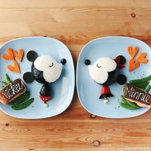 kidsonline-Các cách trang trí món ăn cho bé cực đơn giản và đẹp mắt25