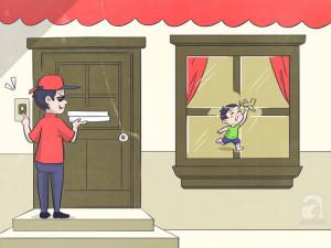 Những thủ đoạn bắt cóc trẻ em vô cùng tinh vi bố mẹ phải hết sức cẩn thận2