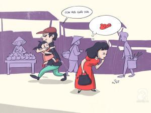 Những thủ đoạn bắt cóc trẻ em vô cùng tinh vi bố mẹ phải hết sức cẩn thận4