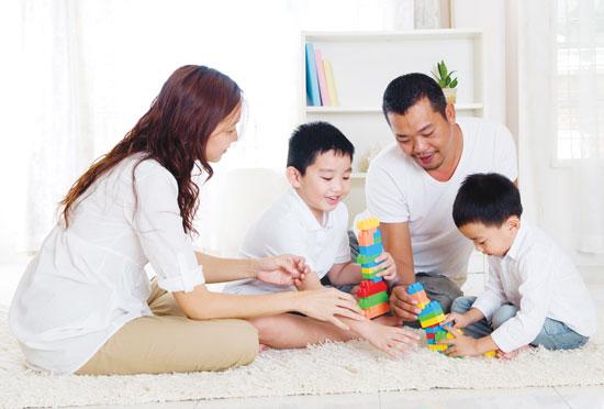 Cách dạy trẻ 3 tuổi