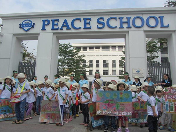 Trường mầm non Peace Montessori Preschool