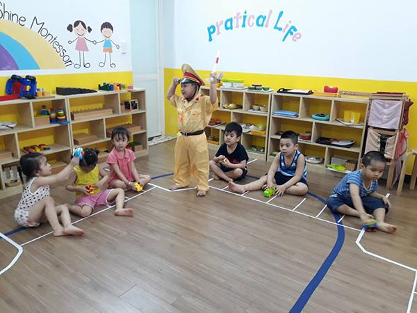 Trường mầm non Pink Sunshine Montessori Preschool