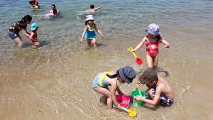 TOP địa điểm vui chơi cho bé không thể bỏ lỡ vào dịp nghỉ hè ở gần Hà Nội-biển 3