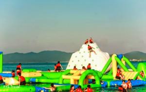 TOP địa điểm vui chơi cho bé không thể bỏ lỡ vào dịp nghỉ hè ở gần Hà Nội- biển