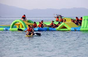 TOP địa điểm vui chơi cho bé không thể bỏ lỡ vào dịp nghỉ hè ở gần Hà Nội-biển 2