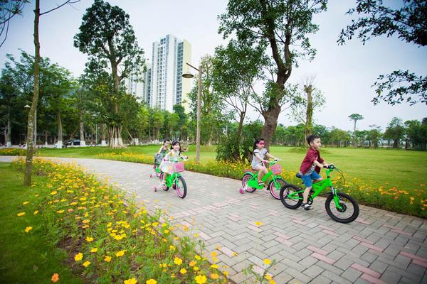 TOP địa điểm vui chơi cho bé không thể bỏ lỡ vào dịp nghỉ hè ở gần Hà Nội ecopark