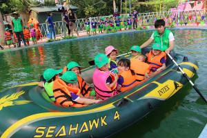 TOP địa điểm vui chơi cho bé không thể bỏ lỡ vào dịp nghỉ hè ở gần Hà Nội erahouse1
