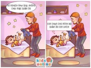 tình mẹ con 3