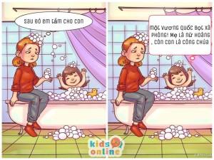 tình mẹ con 8